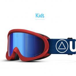 Gafas de Esquí Storm Rojo / Azul - Para Niños
