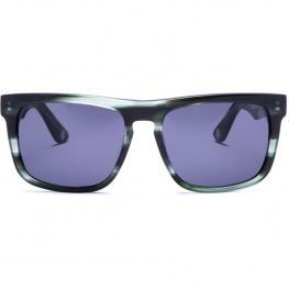 Gafas de Sol Soul Diseño Tortuga Verde / Negro