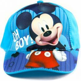 Gorra Infantil Mickey Mouse Surtido