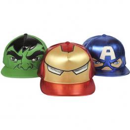 Gorra Premium Avengers Red - 56Cm