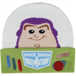 Gorro Con Aplicaciones Toy Story Buzz Lightyear - Verde