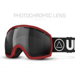 Gafas de Esquí Vertical Rojo / Negro