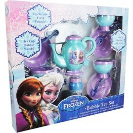 Juego de Té de Burbujas Frozen