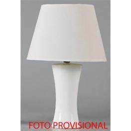 Lámpara de Sobremesa Blanca