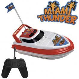 Lancha Acuatica Miami Thunder R/c