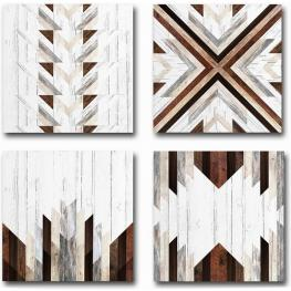 Lienzo Geometría - Diseños Surtidos