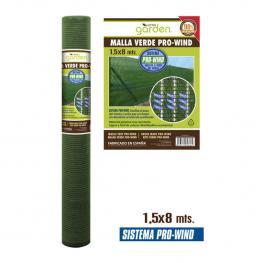 Malla Verde Pro-Wind (1,5X8M)