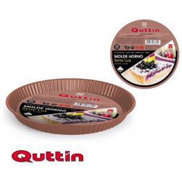 Molde Tartas 31X3Cm/0.5Mm Redondo Lux Quttin