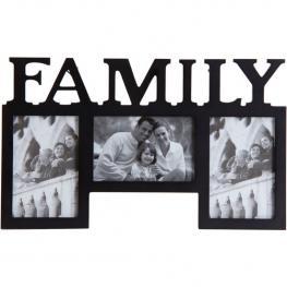 Multimarco Triple Family Negro