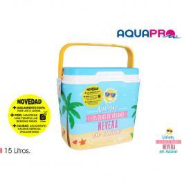 Nevera Iml 15 Litros Message Aquapro