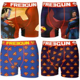 Pack 3 Pcs Surtido Superman Freegun