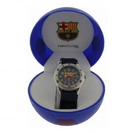 Reloj de Pulsera Velcro Barça 707878