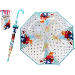 Paraguas 8 Varillas Frozen