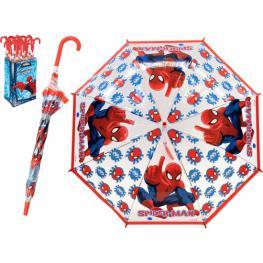 Paraguas 8 Varillas Spiderman