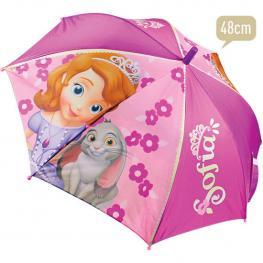 Paraguas Princesa Sofia Disney Automatico