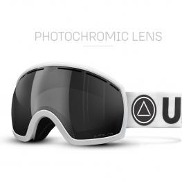 Gafas de Esquí Vertical Blanco / Negro
