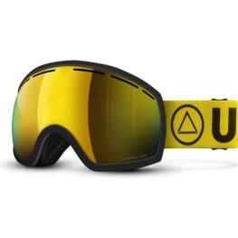 Gafas de Esquí Vertical Negro / Amarillo