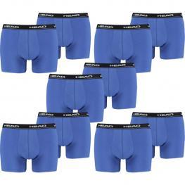 Head Set 10 Boxer Básicos- Azul, Negro
