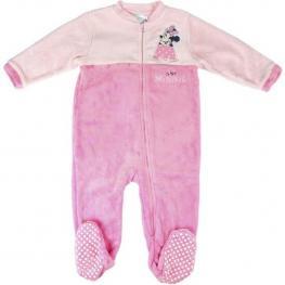 Pijama Para Bebé Minnie Mouse 74692 Rosa