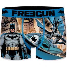 Boxer Unitario Infantil Batman Freegun