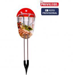 Pinzas Cocina Nylon 30Cm Privilege