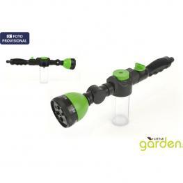 Pistola Multifunción C/dosificador Abono Little Garden