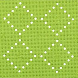 Alfombrilla de Ducha 91 X 36,pvc,verde