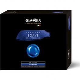 Gimoka - Descafeinado Nespresso Profesional 50 Cápsulas