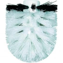 Recambio de Escobilla de Baño Polipropileno En Color Blanco