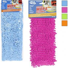 Recambio Mopa Microfibra 42X13Cm