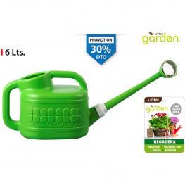 Regadera C/filtro Inox 6L Little Garden