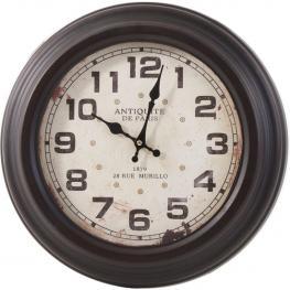 Reloj Antiquite de Paris Marrón
