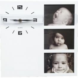 Reloj Con Fotos 30X30X4,2Cm