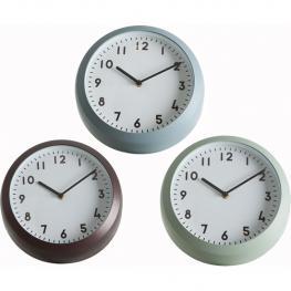 Reloj de Pared 26Cm - Colores Surtidos