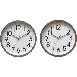Reloj de Pared 30Cm Simple - Colores Surtidos