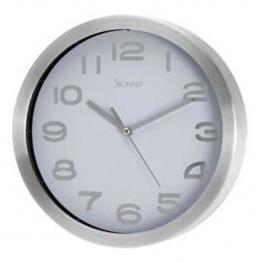 Reloj de Pared Grande Blanco