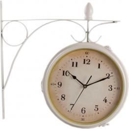 Reloj Estación Grande Crema