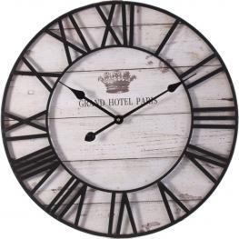 Reloj Madera Gran Hotel 60Cm