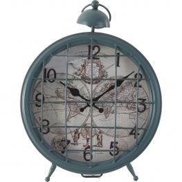 Reloj Metal Classic 25X31,5Cm