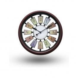 Reloj Pared 40Cm - Colores