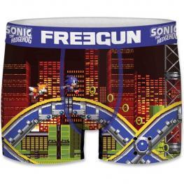 Boxer Unitario Sonic The Hedgehog Freegun