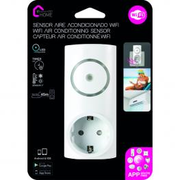 Sensor de Aire Acondicionado Control Wifi Via App