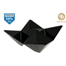 Set 25 Vasito Degustación Negro 10,3X10,3 Cm