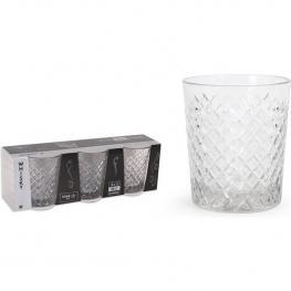 Set 3 Vasos 360Cc Diamond