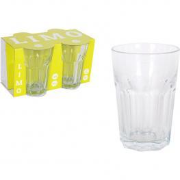 Set 4 Vasos 360Cc Limo