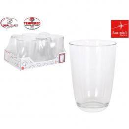 Set 6 Vasos 39.5Cl Iris Long