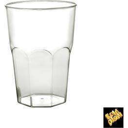 Set de 20   Vaso Cocktail 350 Cc Ps Trans