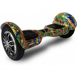 Skateflash Patinete Eléctrico Modelo K10 Hiphop Bluetooth + Bolsa de Transporte