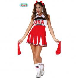 Disfraz Animadora - Cheerleader