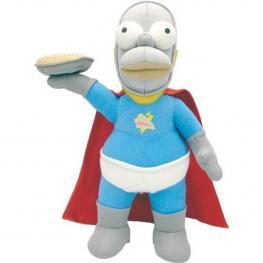 Simpsons - Peluche Homer Super Heroe 37Cm